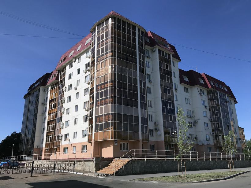 Оренбург, ул. Аксакова, дом 20 Б
