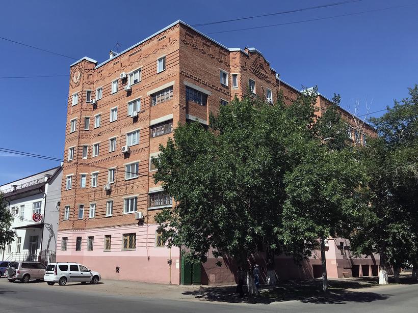 Оренбург, ул. Ленинская, дом 16