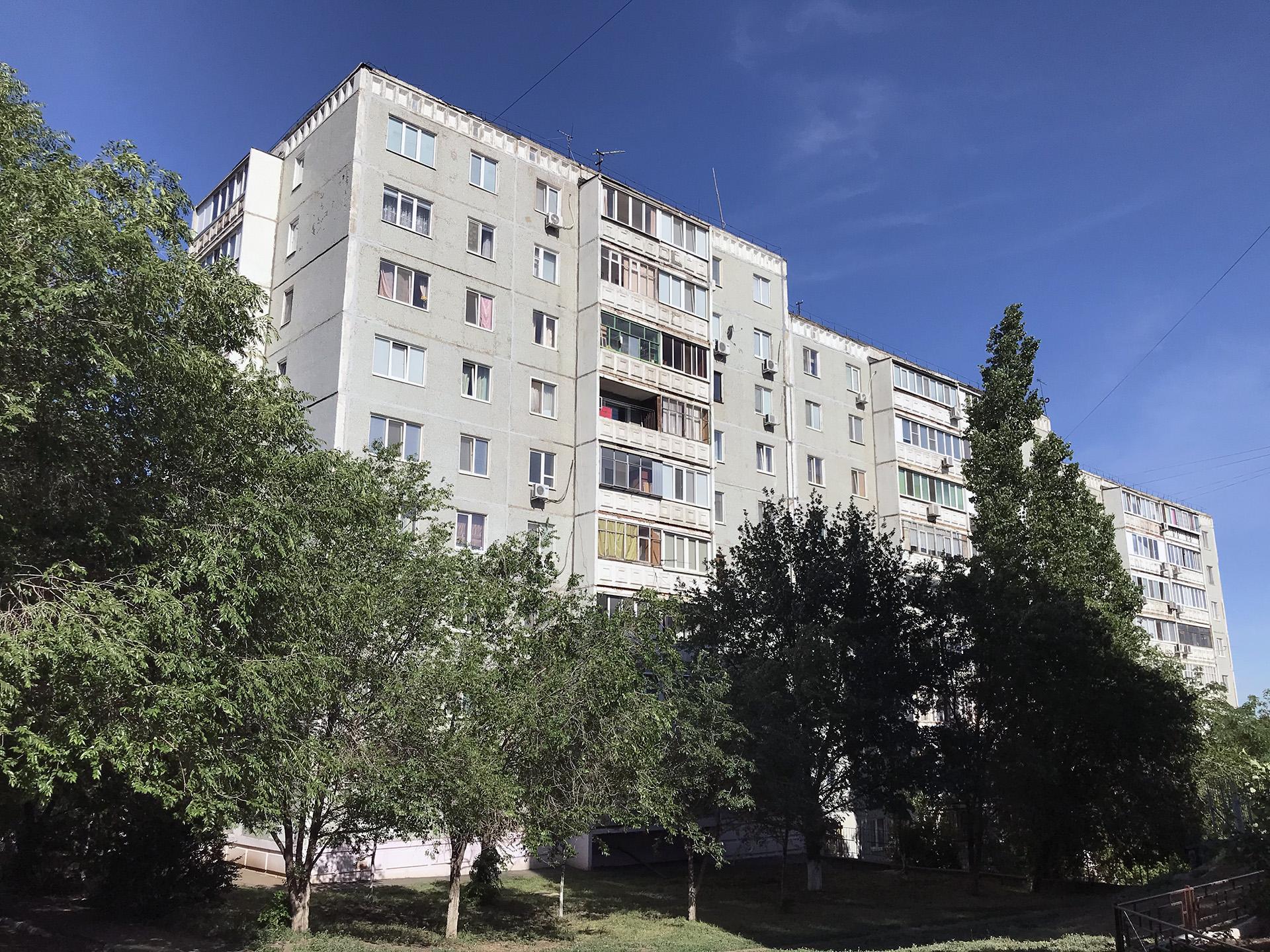 Ул. Чкалова, д. 15, к. 2