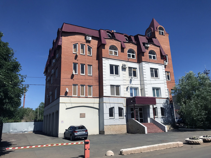 Оренбург, пер. Дмитриевский, д. 2