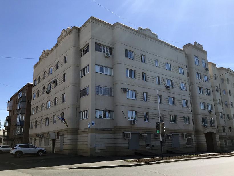 Оренбург, Оренбург, ул. Пушкинская, дом 13